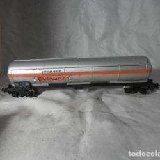 Trenes Escala: VAGÓN CISTERNA ESCALA HO DE JOUEF. Lote 207073391