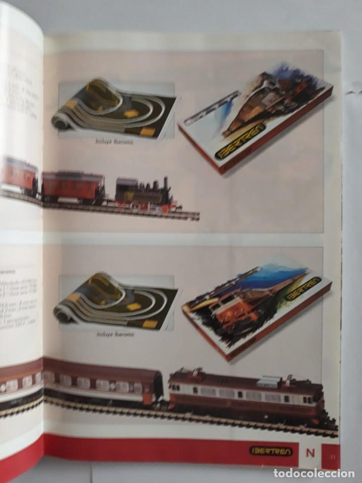 Trenes Escala: CATALOGO IBERTREN N - H0. CATÁLOGO 1987-88 - Foto 3 - 207226268