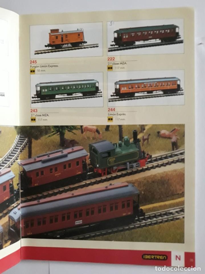 Trenes Escala: CATALOGO IBERTREN N - H0. CATÁLOGO 1987-88 - Foto 4 - 207226268