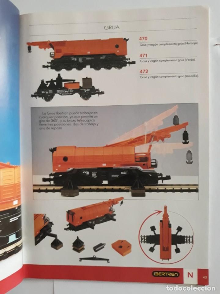 Trenes Escala: CATALOGO IBERTREN N - H0. CATÁLOGO 1987-88 - Foto 5 - 207226268