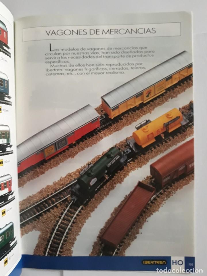 Trenes Escala: CATALOGO IBERTREN N - H0. CATÁLOGO 1987-88 - Foto 7 - 207226268