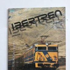Trenes Escala: CATALOGO IBERTREN ESCALA N . 1990. ESPAÑOL - FRANCÉS. Lote 207228557