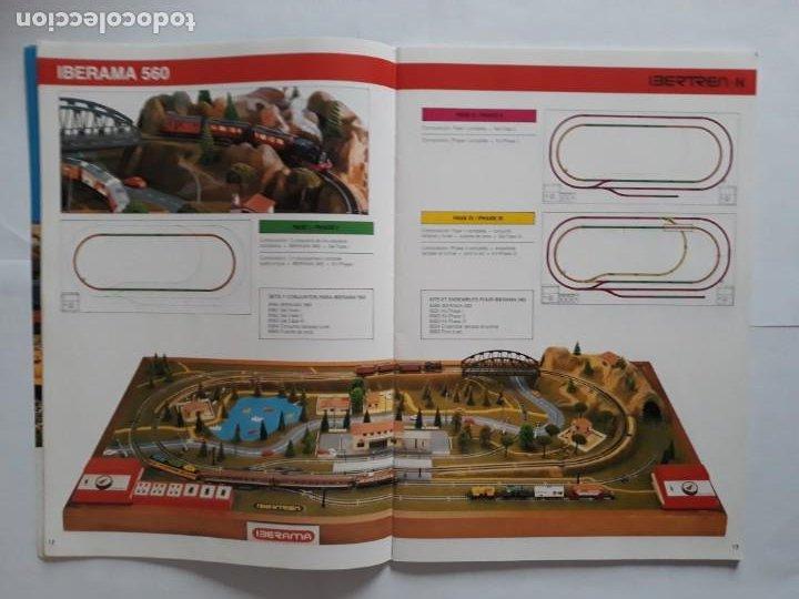 Trenes Escala: CATALOGO IBERTREN ESCALA N . 1990. ESPAÑOL - FRANCÉS - Foto 5 - 207228557