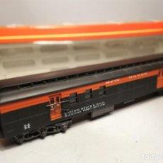 Trenes Escala: IHC #2809.ESCALA H0. COCHE HEAVYWEIGHT BAGGAGE PO NEW HAVEN. Lote 208029527