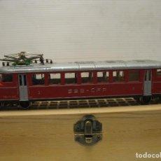 Trenes Escala: AUTOMOTOR DE LA SBB-CFF DE KLEINBAHN. Lote 208104602