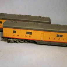 Trenes Escala: PROTO 2000. ESCALA H0. COMPOSICIÓN LOCOMOTORAS EMD 6 A/B. UNION PACIFIC #987-987B. DCC DIGITAL. Lote 208218052