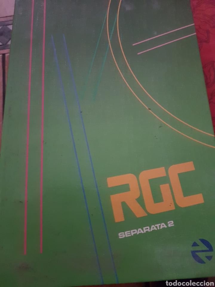 FERROCARRIL RENFE. REGLAMENTO GENERAL DE CIRCULACIÓN. AÑO 1992 (Juguetes - Trenes - Varios)