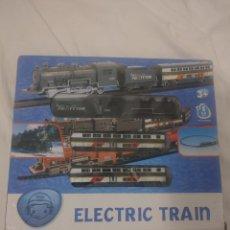 """Comboios Escala: ELECTRIC TRAIN """"POWER FORTYTON 1638DE"""" - TREN ELÉCTRICO EN MINIATURA. Lote 209025208"""