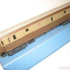 Trenes Escala: VAGON ITALIANO FURGON DE POCHER. Lote 209065053