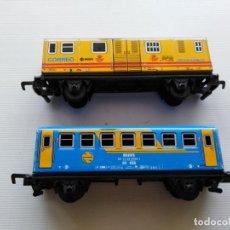 Comboios Escala: VAGONE TRENEX CORREOS- RENFE. Lote 209630915