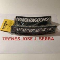 Trenes Escala: TRENS. HO. PUENTE CURVO REF 6051 NUEVOS. Lote 209639125