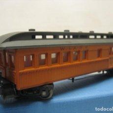 Trenes Escala: VAGON MISTO FURGON VIAJEROS DE POCHER. Lote 209723532