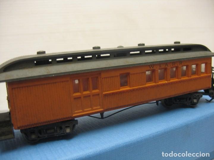 Trenes Escala: VAGON MISTO FURGON VIAJEROS DE POCHER - Foto 3 - 209723532