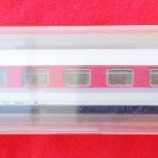 Trenes Escala: MINITRIX - RF. 13197 - VAGÓN PASAJEROS 1ª ~ DB - EN CAJA SIN ESTRENAR - PJRB. Lote 210521485