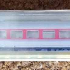 Trenes Escala: MINITRIX - RF. 13198 - VAGÓN PASAJEROS 1ª ~ DB - EN CAJA SIN ESTRENAR - PJRB. Lote 210521846