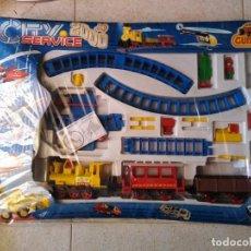 Trenes Escala: TREN GUISVAL ANTIGUO. Lote 210629231