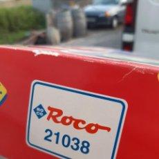 Trenes Escala: SET TREN ROCO. Lote 210969569