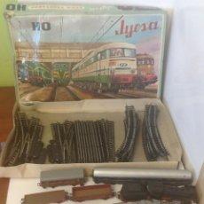 Trenes Escala: TREN ELECTRICO - ESCALA HO - JYESA 1911. Lote 211864310