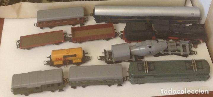 Trenes Escala: TREN ELECTRICO - ESCALA HO - JYESA 1911 - Foto 3 - 211864310