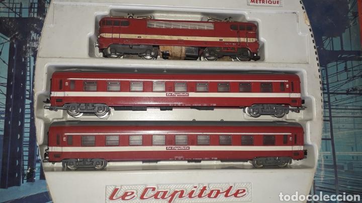 Trenes Escala: Despiece tren electrico antiguo jouef - Foto 14 - 112707144
