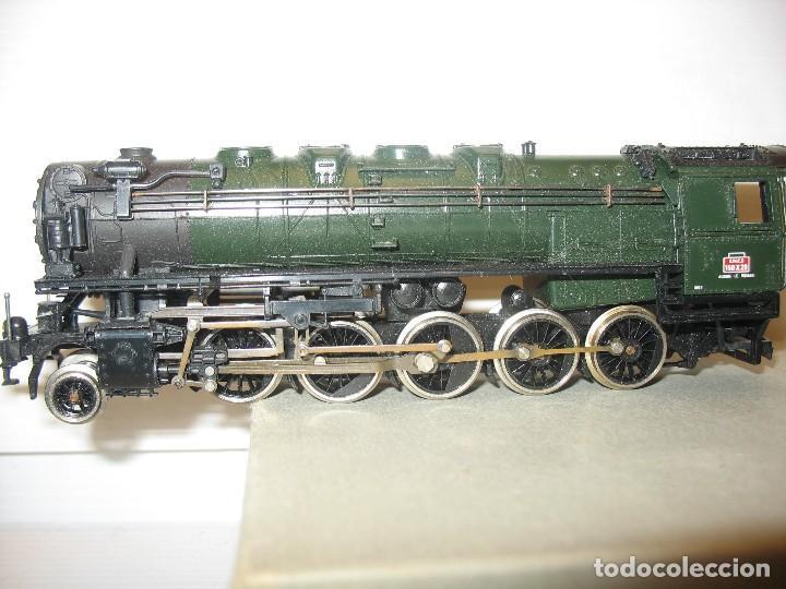 Trenes Escala: Jouef - Locomotora de vapor de la SNCF corriente continua - Escala H0 - Foto 3 - 212375858