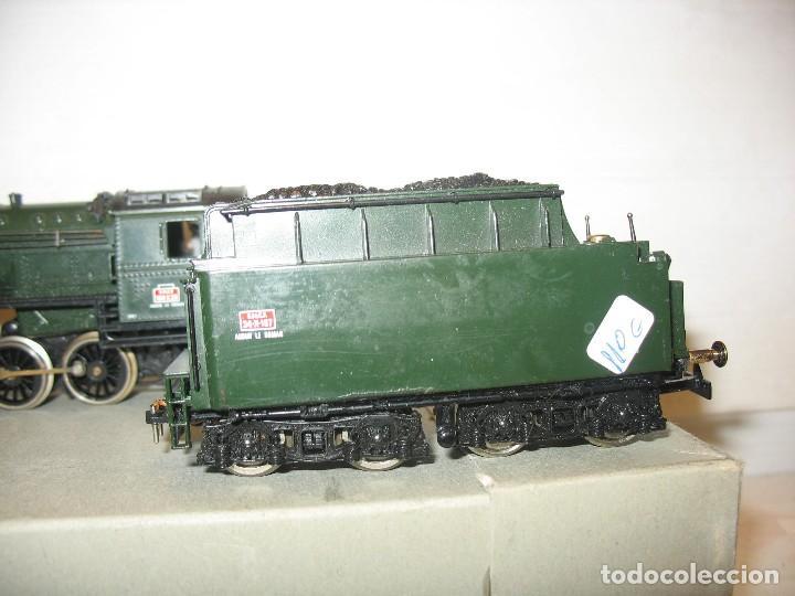 Trenes Escala: Jouef - Locomotora de vapor de la SNCF corriente continua - Escala H0 - Foto 4 - 212375858