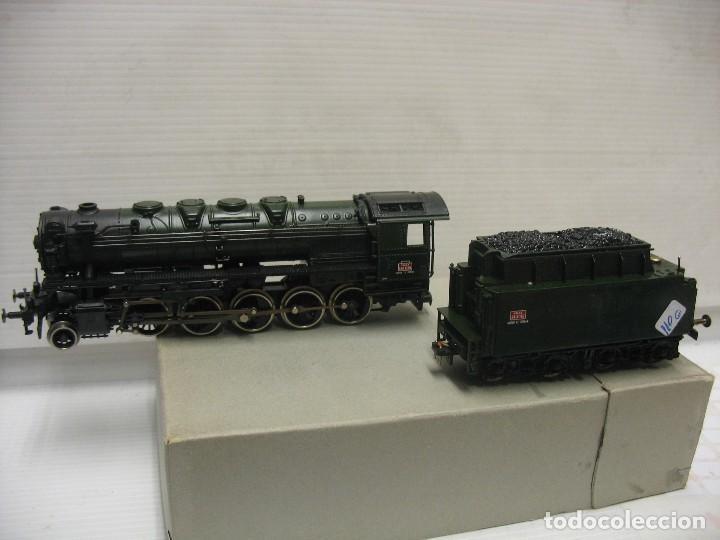 Trenes Escala: Jouef - Locomotora de vapor de la SNCF corriente continua - Escala H0 - Foto 10 - 212375858