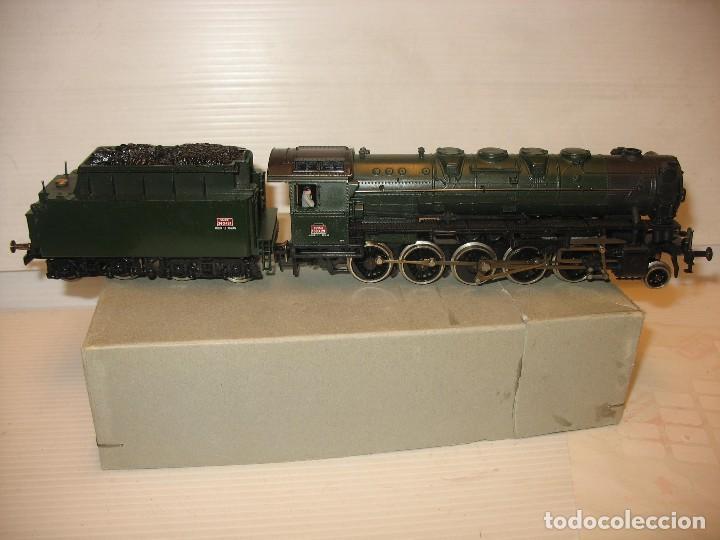 Trenes Escala: Jouef - Locomotora de vapor de la SNCF corriente continua - Escala H0 - Foto 13 - 212375858