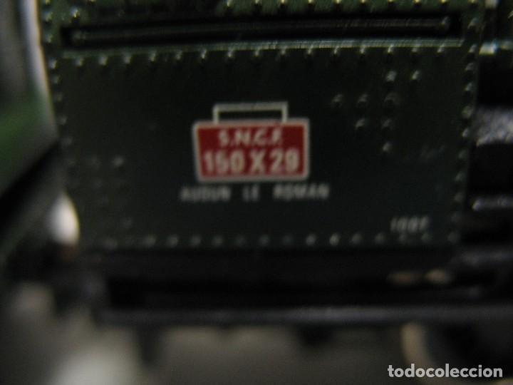 Trenes Escala: Jouef - Locomotora de vapor de la SNCF corriente continua - Escala H0 - Foto 16 - 212375858