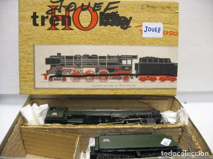 Trenes Escala: Jouef - Locomotora de vapor de la SNCF corriente continua - Escala H0 - Foto 19 - 212375858