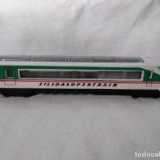 Trenes Escala: MÁQUINA DE TREN O LOCOMOTORA DE PLANCHA. Lote 212652175