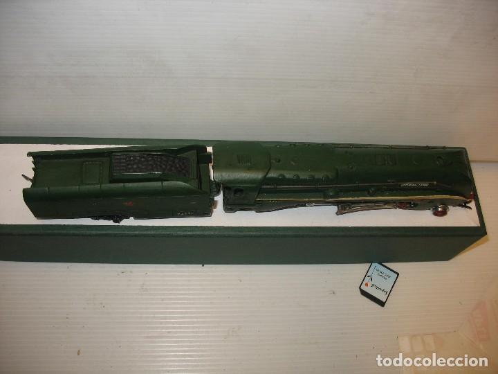 Trenes Escala: locomotora JEP de fcion francesa para inglterra HO - Foto 2 - 212730283