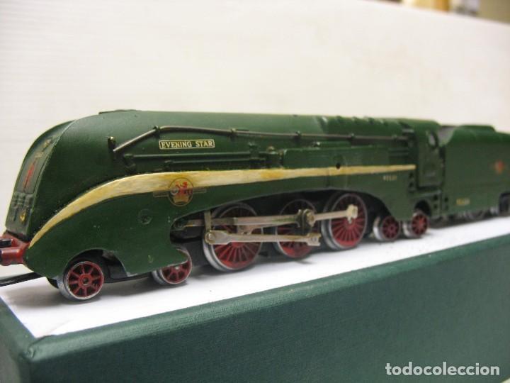 Trenes Escala: locomotora JEP de fcion francesa para inglterra HO - Foto 3 - 212730283