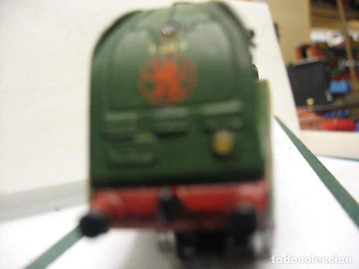 Trenes Escala: locomotora JEP de fcion francesa para inglterra HO - Foto 4 - 212730283