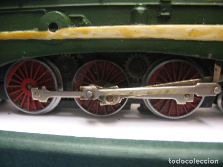 Trenes Escala: locomotora JEP de fcion francesa para inglterra HO - Foto 8 - 212730283