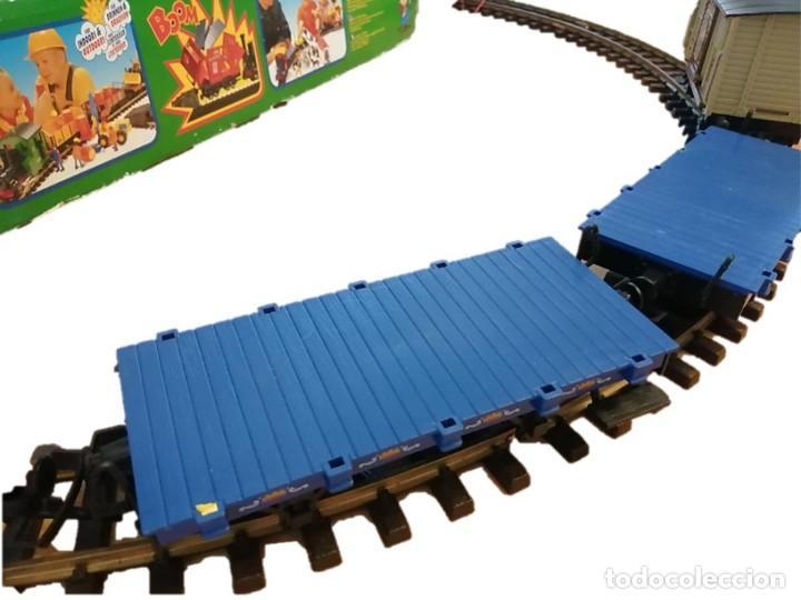 Trenes Escala: ANTIGUO TREN LEHMANN CIRCUS REF 90788 ESCALA G - Foto 5 - 213255807