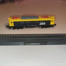 Trenes Escala: MAQUETA DE TREN 269 RENFE B´B´. Lote 224001002