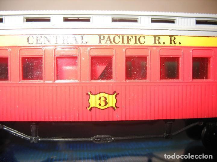 Trenes Escala: set de 3 vagones de bachmann - Foto 3 - 213499278