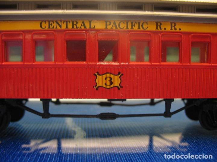 Trenes Escala: set de 3 vagones de bachmann - Foto 4 - 213499278