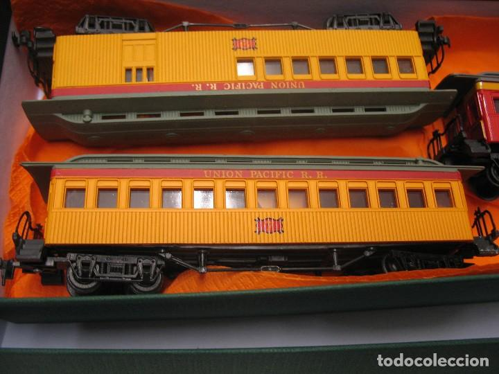 Trenes Escala: set de 3 vagones de bachmann - Foto 8 - 213499278