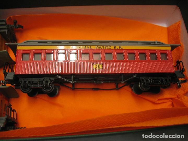 Trenes Escala: set de 3 vagones de bachmann - Foto 9 - 213499278