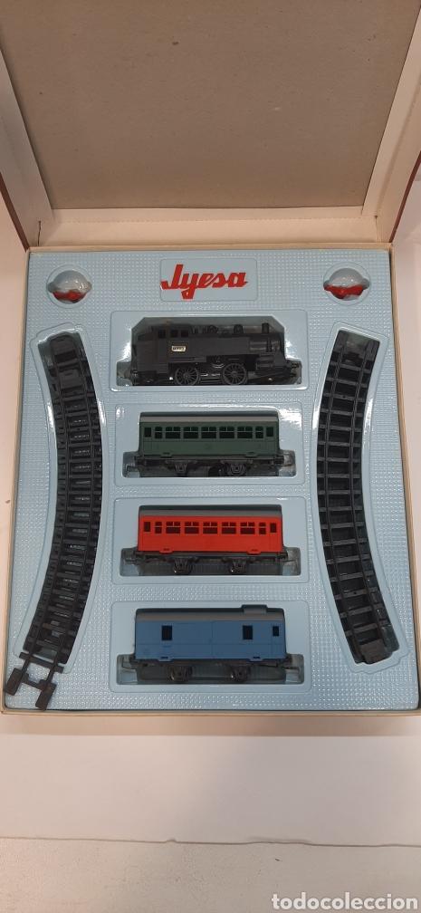 Trenes Escala: Tren ferrocarril a resorte JYESA - Foto 3 - 215778871