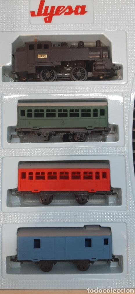 Trenes Escala: Tren ferrocarril a resorte JYESA - Foto 4 - 215778871