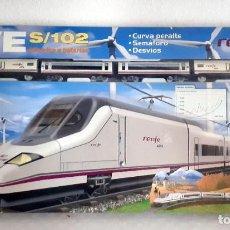 Trenes Escala: TREN PEQUETREN RENFE AVE. Lote 217519445