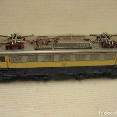 Trenes Escala: LOCOMOTORA FLEISCHMANN CHASIS METALICO CORRIENTE CON. Lote 217748678
