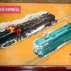 Trenes Escala: JOUEF TREN ELECTRICO, ESCALA HO, SUD-EXPRESS CON SU CAJA EN MUY BUEN ESTADO. Lote 218150095