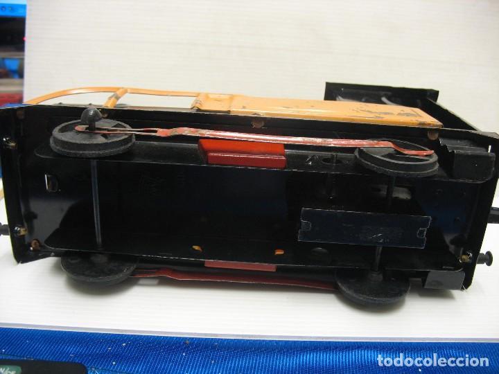 Trenes Escala: locomotora a cuerda deconosco marca escala 2 - Foto 4 - 218441452