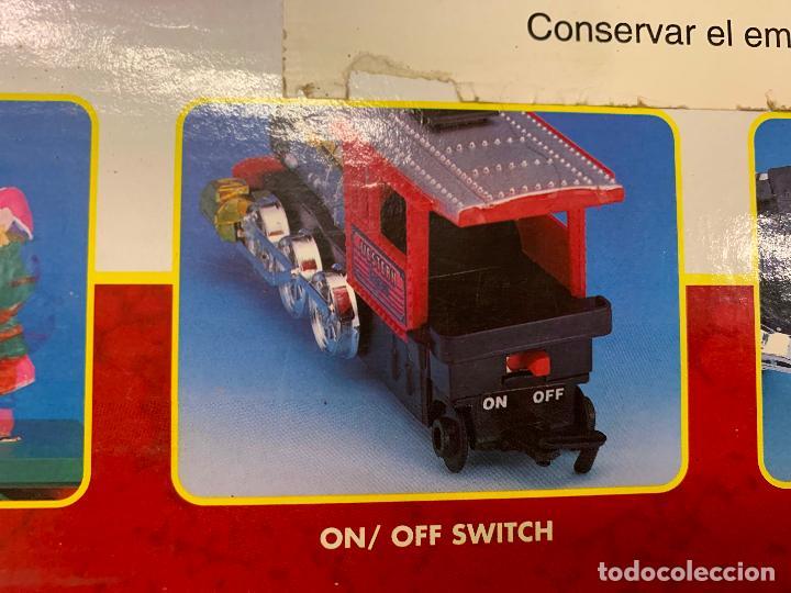 Trenes Escala: Bonito tren a pilas, con muchos complementos. CLASSIC WESTERN EXPRESS. en caja original. ver fotos - Foto 18 - 218831425