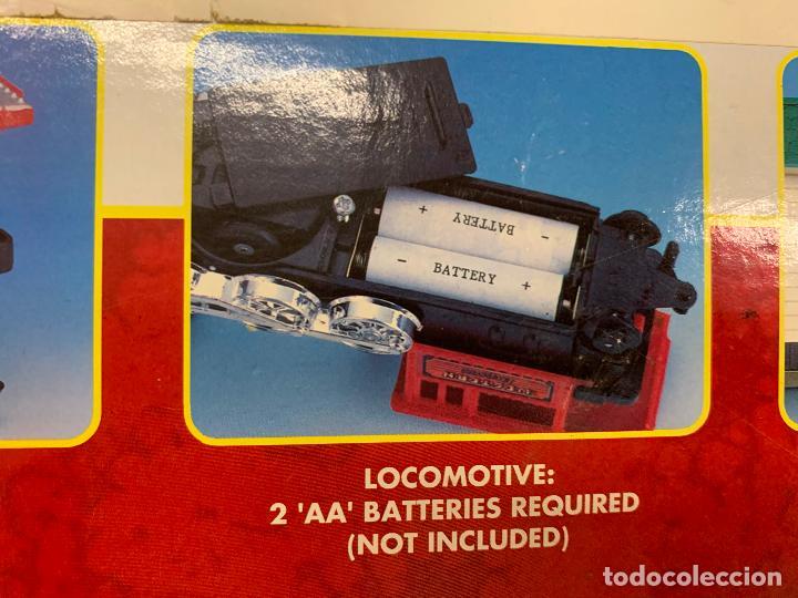 Trenes Escala: Bonito tren a pilas, con muchos complementos. CLASSIC WESTERN EXPRESS. en caja original. ver fotos - Foto 19 - 218831425