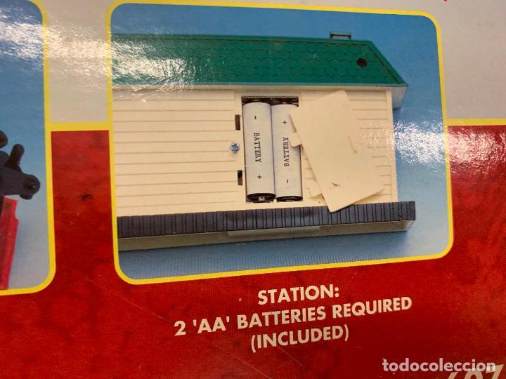 Trenes Escala: Bonito tren a pilas, con muchos complementos. CLASSIC WESTERN EXPRESS. en caja original. ver fotos - Foto 20 - 218831425